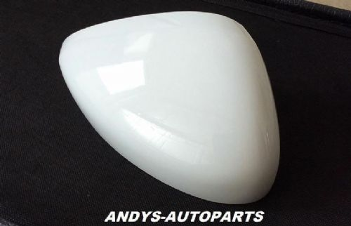 CITROEN C3 / DS3 09 ONWARDS WING MIRROR COVER DRIVERS SIDE IN WHITE CODE KWF